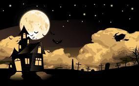 halloween pixel backgrounds animated halloween wallpapers group 58