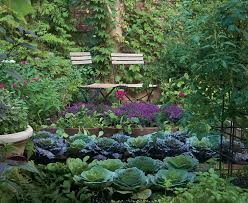 who says a kitchen garden can u0027t be beautiful fine gardening