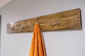 ideas for bath towel rack