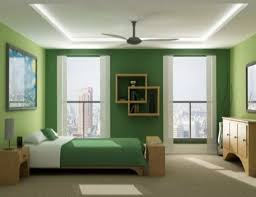 inspiration 90 green wall paint for bedroom inspiration of best
