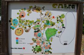 Blank Park Zoo Map by California Living Museum Photo Galleries Zoochat