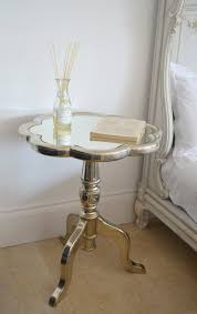 emejing accent tables for bedroom ideas room design ideas furniture mirrored accent table with shelf and drawer for home