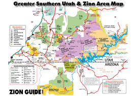 Canyonlands National Park Map National Parks In Utah Map My Blog