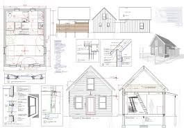 House Floor Plan How To Build A Tiny House Tiny House Plans Tiny Houses And