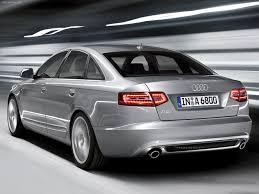 Audi 6 Series Price Automotive Database Audi A6