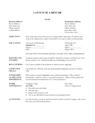 perfect example of a resume perfect resume layout 79 outstanding resume layout examples of 79 outstanding resume layout examples of resumes simple resumes