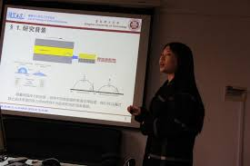 Presentation by LiZhiheng