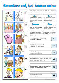 thanksgiving vocabulary pictures 55 free esl linking words worksheets