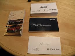 get your full size owners manual 2014 jeep cherokee forums