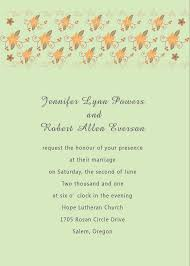 guide to wedding invitations messages 21st bridal world