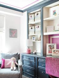 dark gray and pink nursery colors traditional nursery