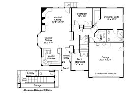 Ranch House Plan by Ranch House Plans Lander 30 225 Associated Designs