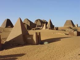 اهرامات سودانية اهرامات السودان