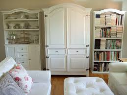 Best China Hutch Armoire Images On Pinterest Painted - Dining room armoire