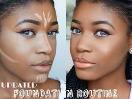 detailed highlight u0026 contouring routine beginner friendly