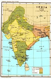 Ancient India Map by India Historical Maps