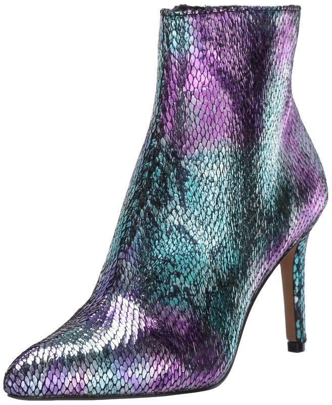 BETSEY JOHNSON Albaa Women Purple Snake (ALBA01S5) (6.5, Purple Snake)