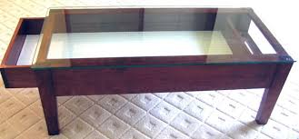Display Coffee Table Easy Coffee Table Glass Top Display Also Furniture Home Design