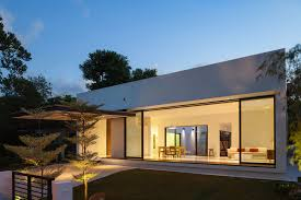 Contemporary Minimalist Home Architecture Designs