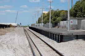 South Beach railway station