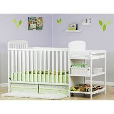 Convertible Crib Changer Combo by Crib Combo Changing Table Creative Ideas Of Baby Cribs