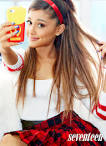 Ariana Grande Covers Seventeen Magazine and Reveals Shes Fallen.