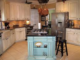 Country Kitchen Tile Ideas Country Kitchen Tiles White Wooden Base Island Table Beadboard
