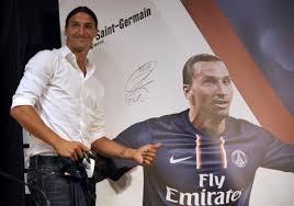 Zlatan au PSG