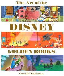 book review art disney golden books