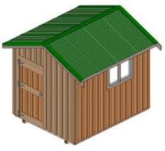 Free Wooden Garbage Box Plans by 50 Free Diy Shed Plans To Help You Build Your Shed