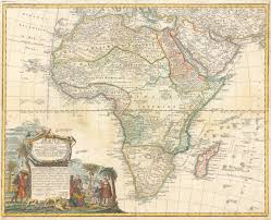 Oldest Map Of North America by Africa Mapped How Europe Drew A Continent News The Guardian