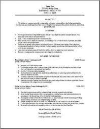 Resume Sample For Social Work     BNZY  Resume Sample For Social Work Resume Objective Volunteer Work How To Write A Resume For Volunteer