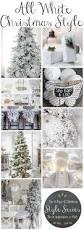 best 25 white christmas decorations ideas on pinterest white