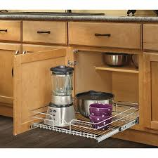 Lowes Home Decor by Kitchen Cabinet Pull Outs Shop Cabinet Organizers At Lowes Home