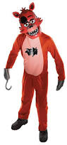 morphsuit spirit halloween rubie u0027s official child u0027s five nights at freddy u0027s costume foxy