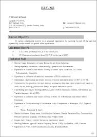 Beautiful Resume Format in Word Free Download Resume In Pdf Format For It Freshers Cv Format Pdf For Freshers Curriculum Vitae Format Thebalance