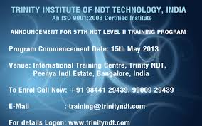 ndt training certification courses institute chennai tamilnadu