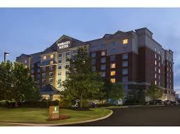 Map Room Cleveland Hotel Embassy Suites Cleveland Rockside Independence Oh
