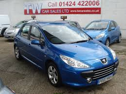 cheap peugeot used peugeot 307 cars for sale motors co uk