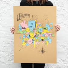 Baldwin Park Orlando Map by Local Love U0026 Orlando Maps How It All Started U2014 Macbeth Studio