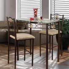Bistro Table For Kitchen by Kitchen Bistro Table Sets Foter