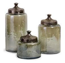 canisters jars bottles