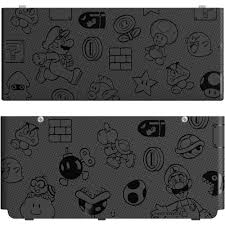 nintendo 3ds xl black friday sale new nintendo 3ds super mario black edition walmart com