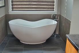 bathroom exciting merola tile wall with cozy kohler bathtubs and