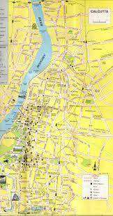 India Map Quiz by Calcutta City Map