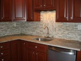 Kitchen Backsplash Design Ideas - Kitchen with backsplash