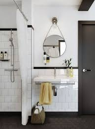Black And White Small Bathroom Ideas Best 20 Mid Century Bathroom Ideas On Pinterest Mid Century