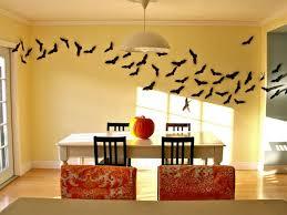 Halloween Decoration Craft Flying Bats Hgtv