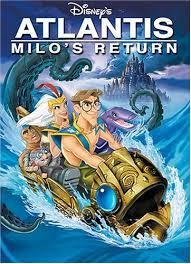 Atlantis - Milos återkomst (2003) izle