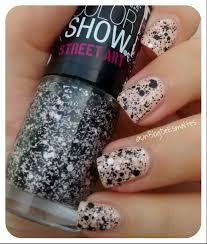 maybelline street art spring 2014 nail polish trends pinterest
